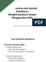 Statistik Kedokteran