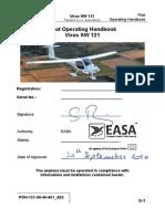 SW121 Pilot operating handbook signed.pdf