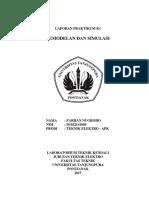 Cover Laporan Praktikum k1