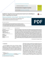 Symbiotic Organism Search Optimization Based Task Scheduling in Cloud Computing Environment