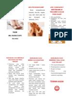Leaflet Kram Kaki