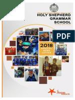 HSGS Newsletter 2018