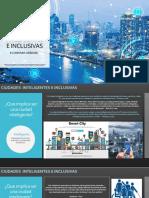 Ciudades Inteligentes e Inclusivas Ppt