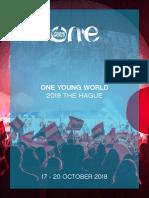 2018 OYW Brochure