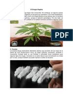 10 Drogas Ilegales