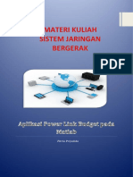 Aplikasi Model Power Link Budget