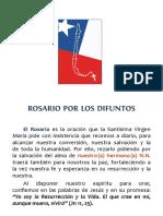 Rosario Por Los Difuntos 2015 Web