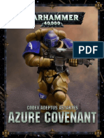 Warhammer 40,000 - The Azure Covenant Codex