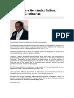 Fallece Jaime Hernández Balboa