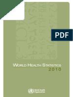 World Health Stats - 2010