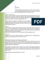 Godecke Clark Tax Reform Summary