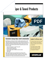 Cat Wiper and Towel Products