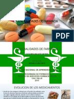 Generalidades de Farmacia