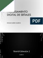 Clase03 Procesamiento Digital de Señales