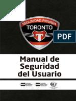 Manual de Seguridad Del Usuario - Toronto de Colombia Ltda