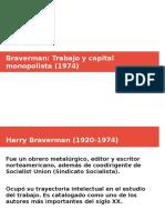 Harry Braverman Presentacion