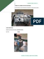 Informe Bomba Diesel