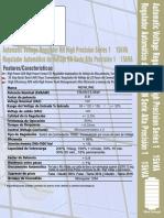 Brochure Regulador RN TRI HP Series 15kVA-45kVA