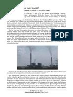 2002-SY5 Geise Klimakatastrophe