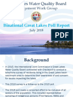2018 Great Lakes Poll Webinar IJC Slides