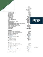 cálculo preliminar 2