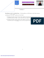 Programming Homework Sample solutions
