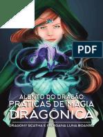 Alento Do Dragao Praticas de Magia Dragonica