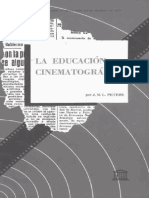 La Educación Cinematográfica_JLM Peters_UNESCO