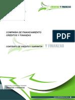 Contrato Creditos y Finanzas