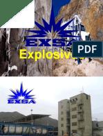 Explosivos Emulsiones -Exsa.sa