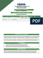 Programa Terapia de Aprendizaje PSI-403