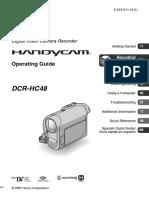 Sony Dvc Mini Cassette Camcorders