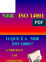ISO 14001 X
