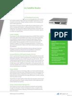IDirect Spec Sheet Evolution X5 0817