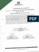 Bases Ascenso Personal CAS Junio