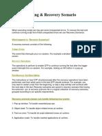 13.Error Handling & Recovery Scenario