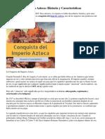 Conquista del Imperio Azteca.docx