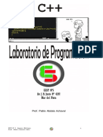 EEST N°5  C++ Lab. Programacion 2018