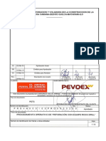 PO-SIG-002 - Perforación Con Equipo Rock Drill Rev 01