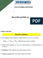 03 - Reações Químicas