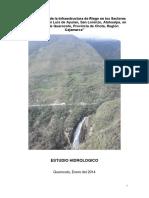 Hidrologia Querocoto Estacion Querecotillo PIP 2 Editado