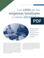 109_Las Crisis en Las Empresas