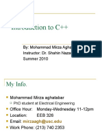 C++_Dicussion_MOHAMMAD