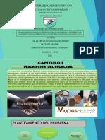 financiamiento como plan crediticio para el crecimiento y desarrollo de las mypes y nuevas empresas en la financiera caja trujillo huanuco. 2018