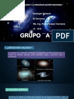 Geologia Universo Grupo A