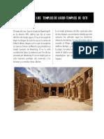 ARQUITECTURA EGISPCIA