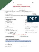 Formulario Hidraulica i Segundo Bimestre