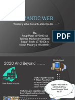 Cs621 Lect18 Semantic Web Communication 2008-10-7 (1)