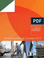 Anuario Brasileiro Concreto 2013