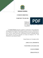 PLS 554 de 2011 - Redação Final